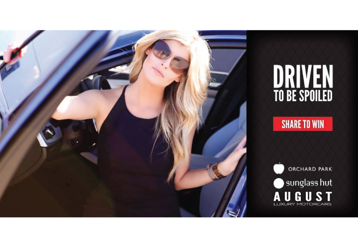 August Luxury Motorcars Advertisement