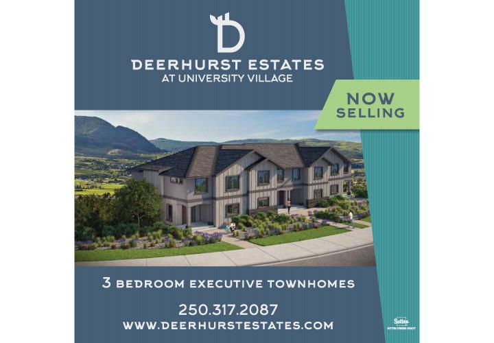 Deerhurst Estates Site Sign